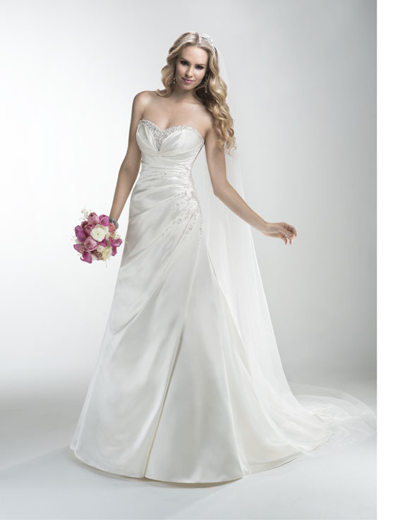 Maggie Sottero Belinda Wedding Dress