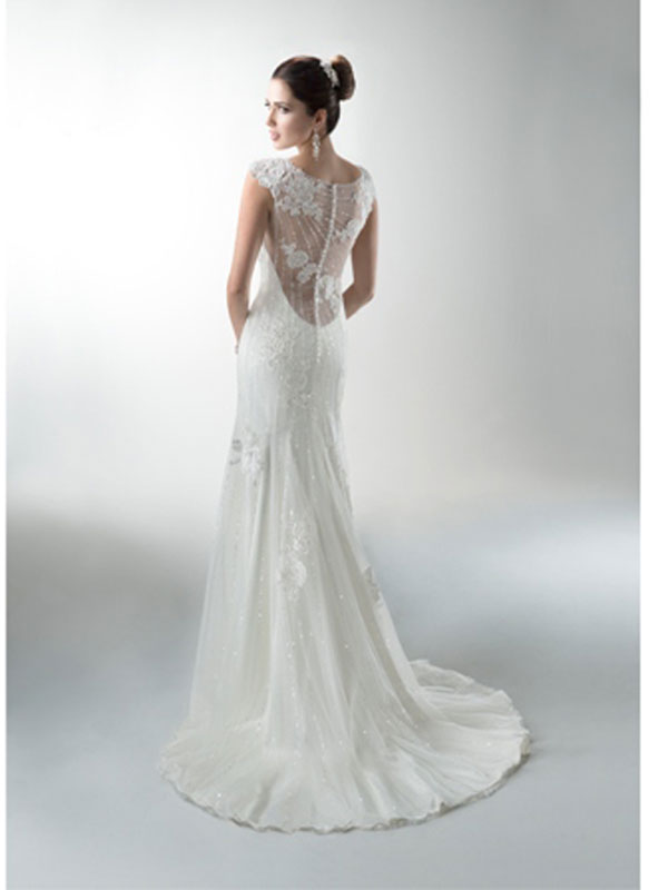 Maggie Sottero Wedding Dresses Frilly Frocks Devon