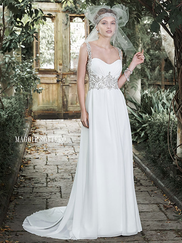 Maggie Sottero Wedding Dress Jeanette