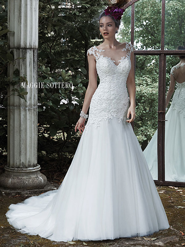 Maggie Sottero Wedding Dress Evianna