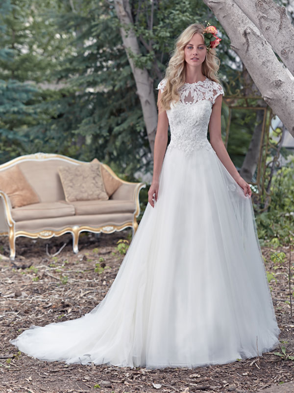 Maggie Sottero Wedding Dress Chandler
