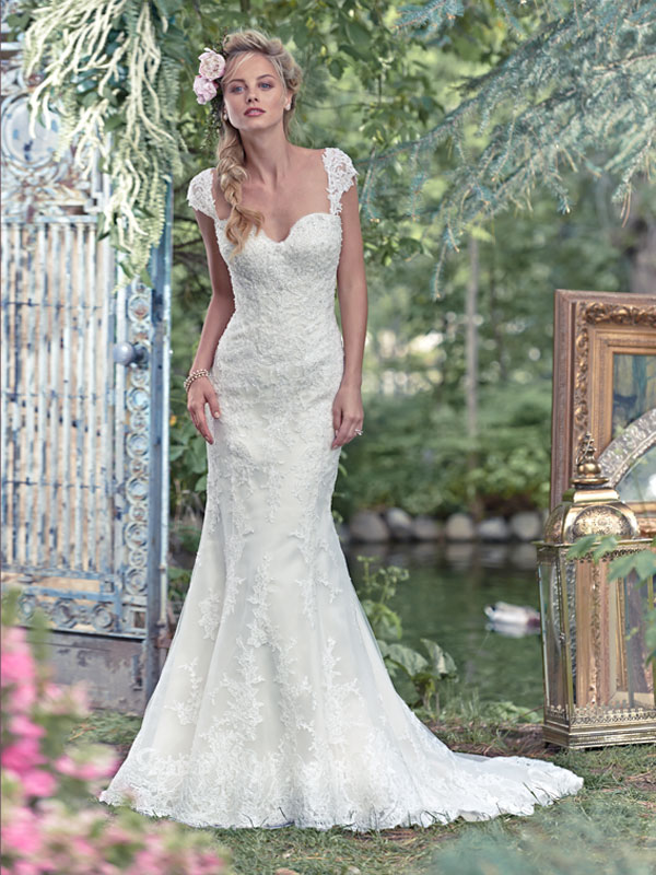 Maggie Sottero Wedding Dress Rita