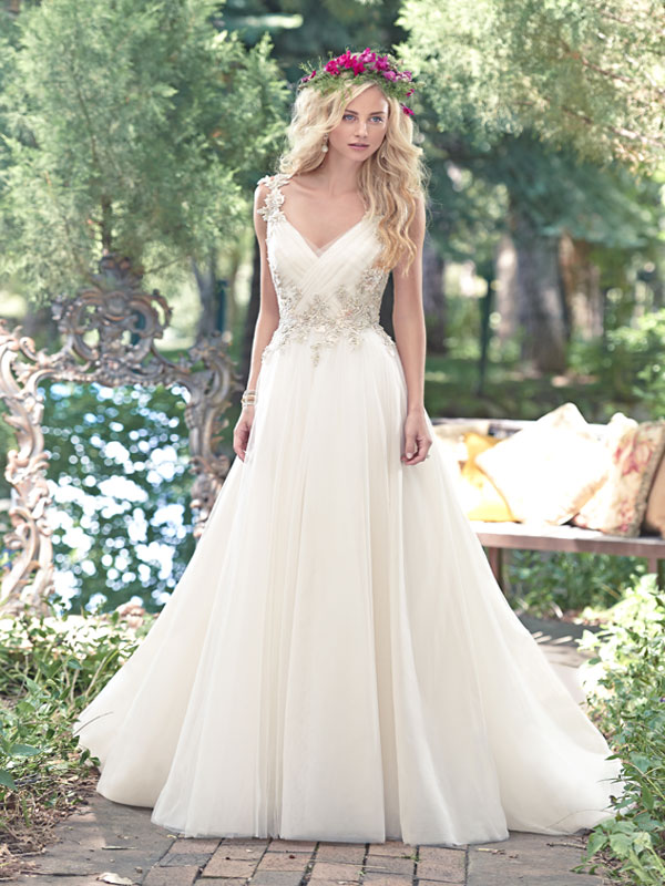 Maggie Sottero Wedding Dress Shelby