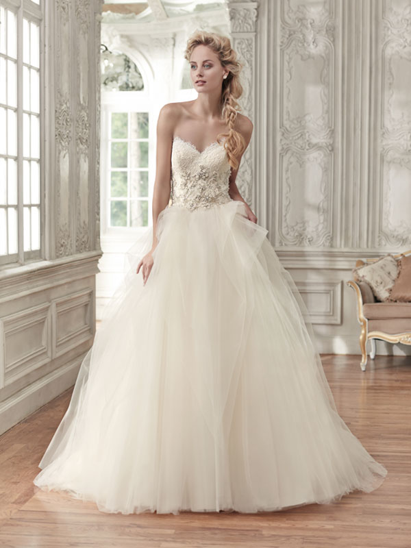 Maggie Sottero Wedding Dress Aracella