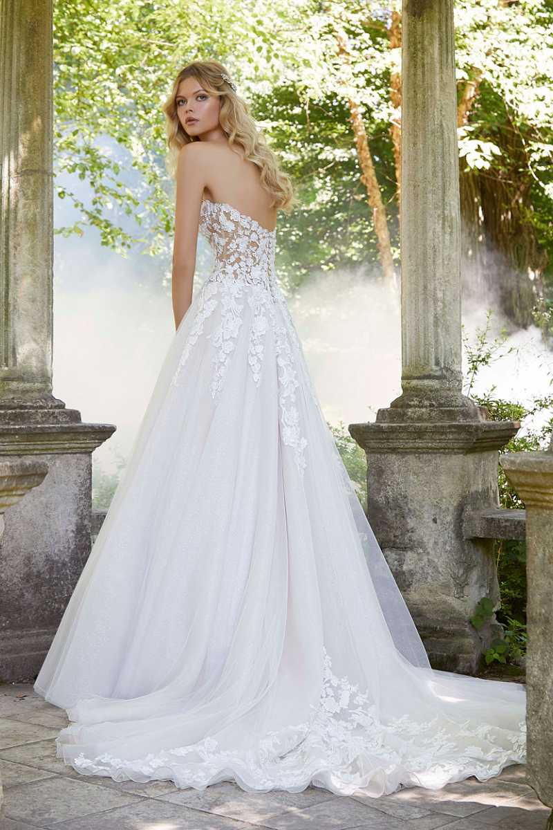 Mori lee pierette back