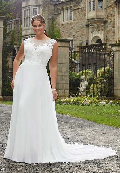Mori lee sally 5808 plus size front