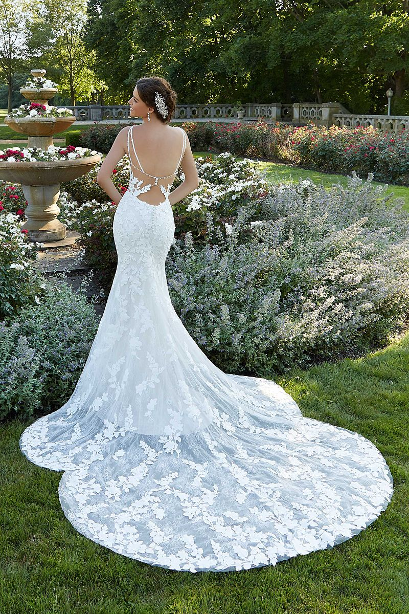Mori lee suri 5802 back