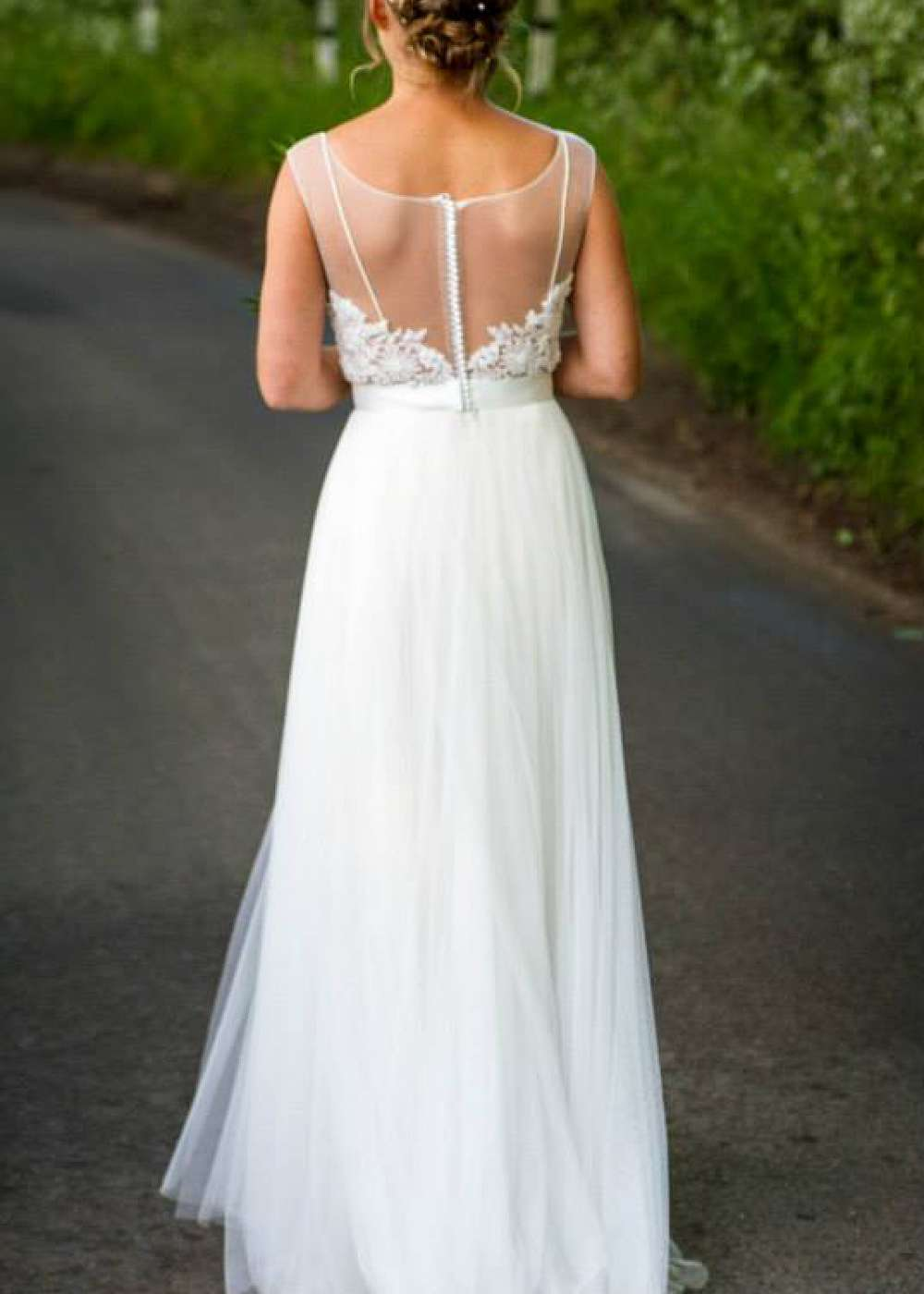 our real frilly frocks bride victoria