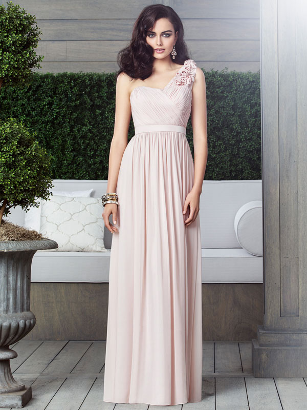 Dessy 2909 Bridesmaid Dress
