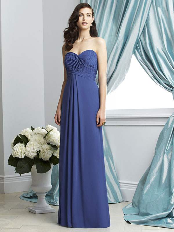 Dessy 2928 Bridesmaid Dress