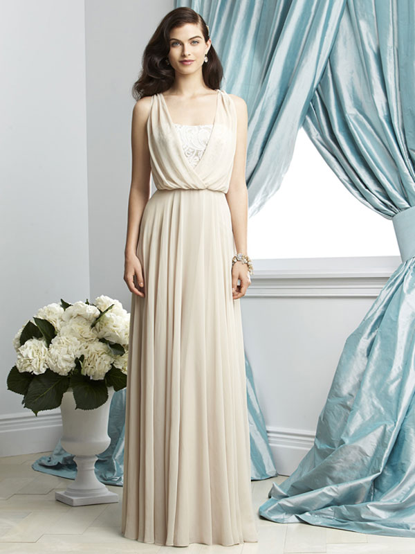 Dessy 2934 Bridesmaid Dress