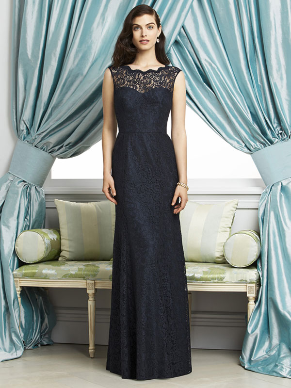 Dessy 2940 Bridesmaid Dress