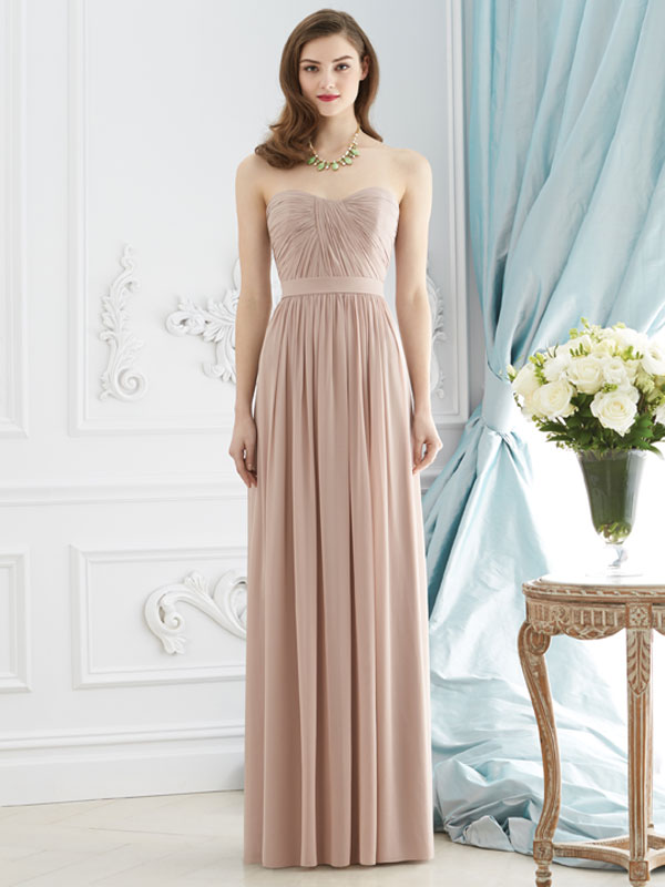 Dessy Bridesmaid Dress 2943