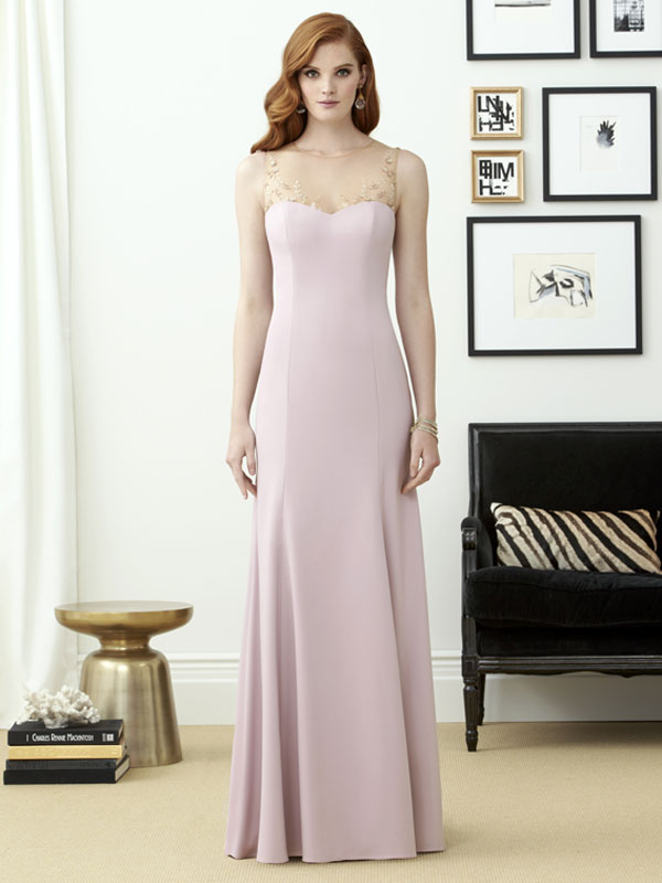 Dessy Bridesmaid Dress 2964