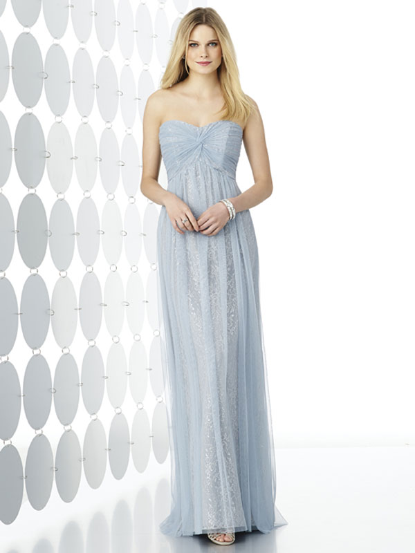 Dessy Bridesmaid Dress 6725