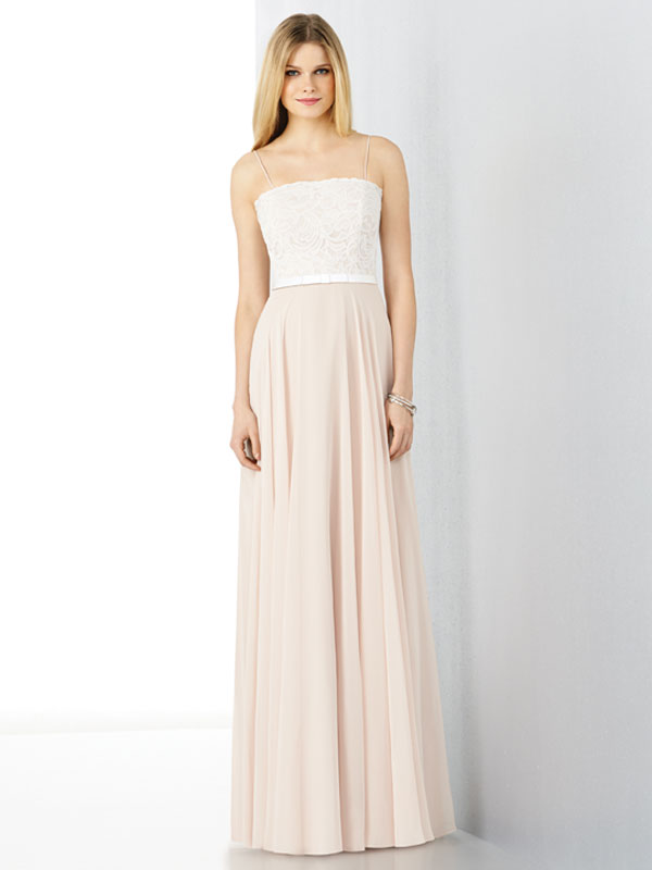 Dessy Bridesmaid Dress 6732