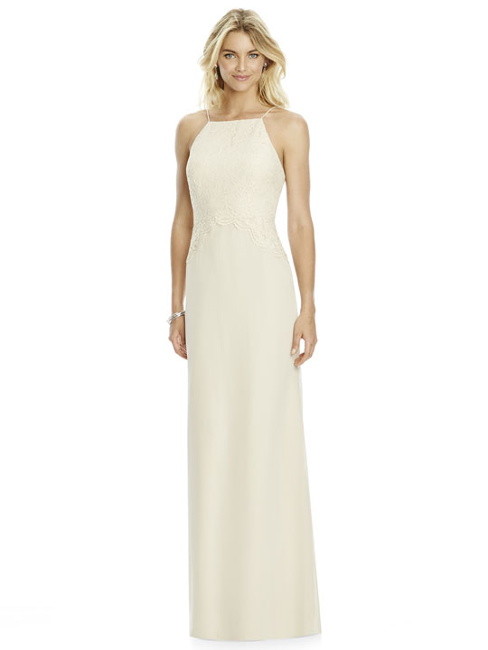 Dessy Bridesmaid Dress 6764