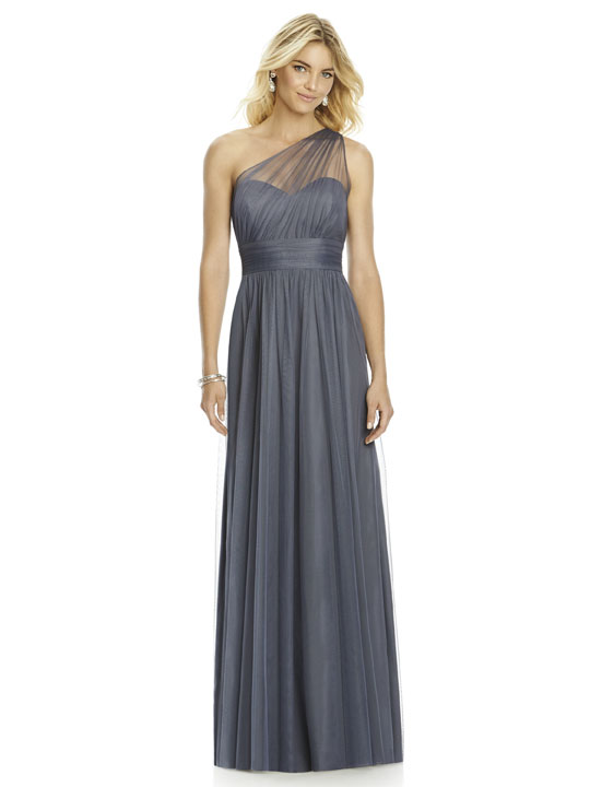 Dessy Bridesmaid Dress 6765