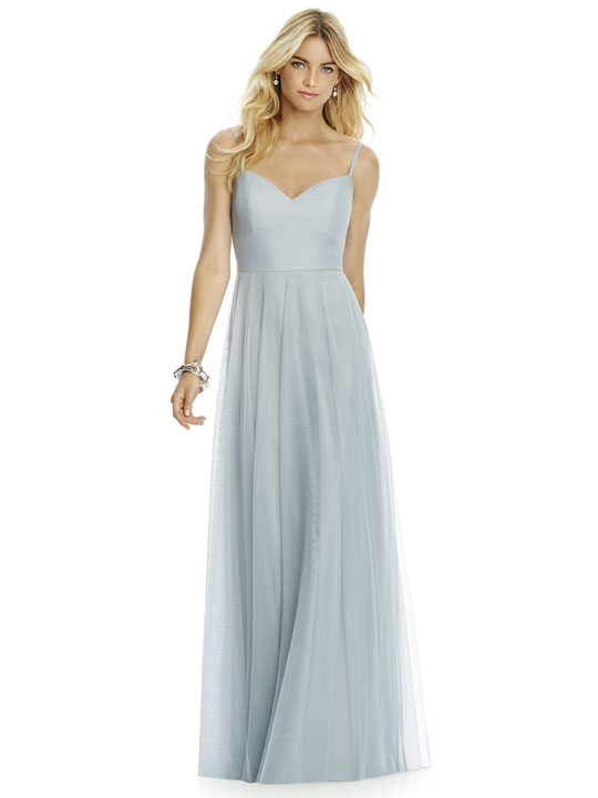 Dessy Bridesmaid Dress 6766
