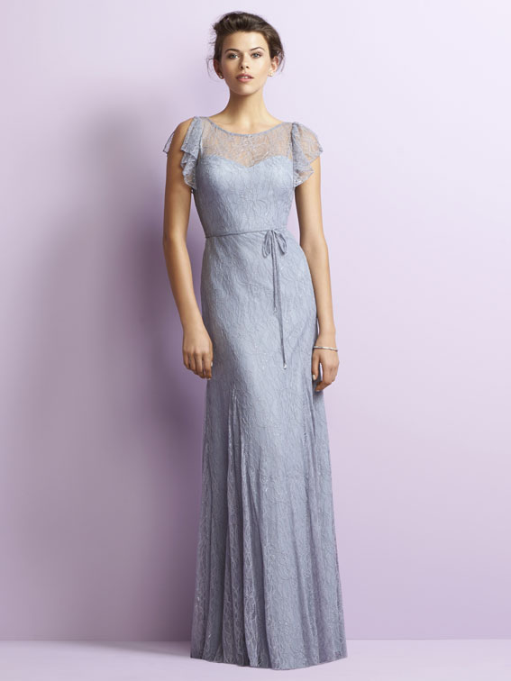 Dessy Bridesmaid Dress JY520