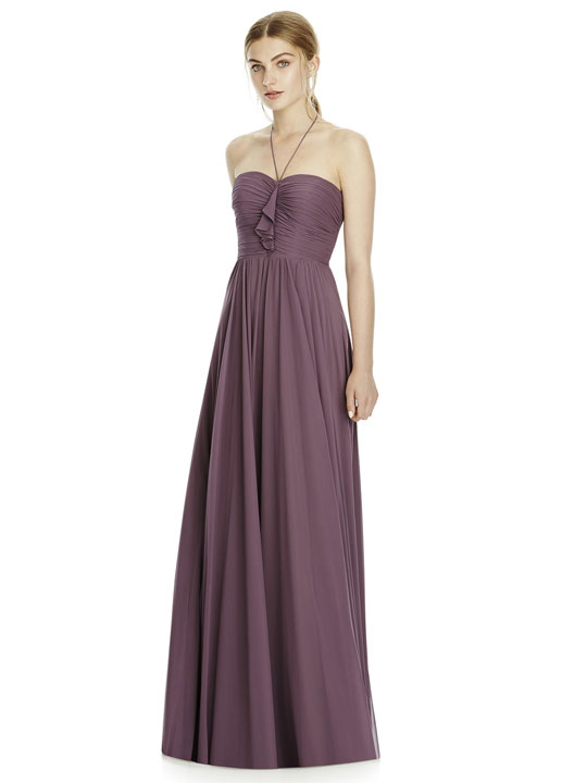 Dessy Bridesmaid Dress JY533