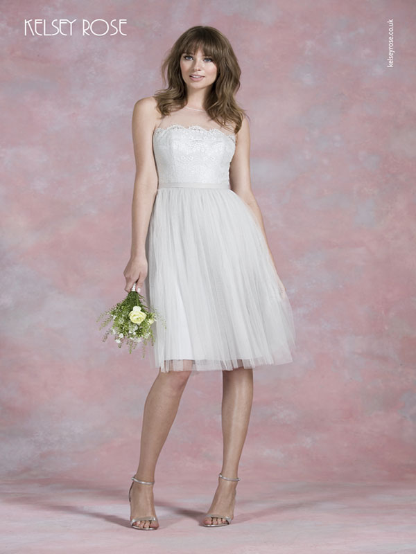 Kelsey Rose Bridesmaid Dress 50164T