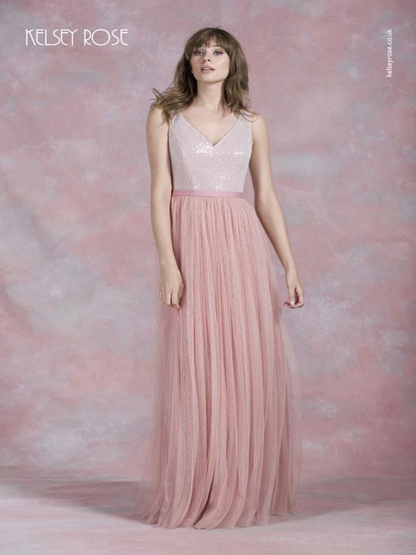 Kelsey Rose Bridesmaid Dress 50166