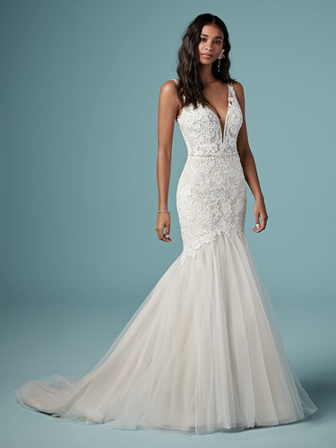maggie sottero elvie wedding dress