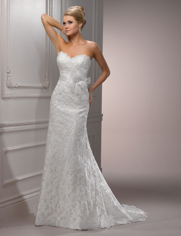 Maggie Sottero Lorie Wedding Dress