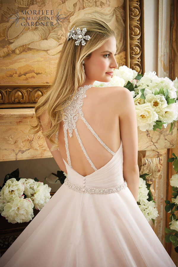 Mori Lee Wedding Dress 2873
