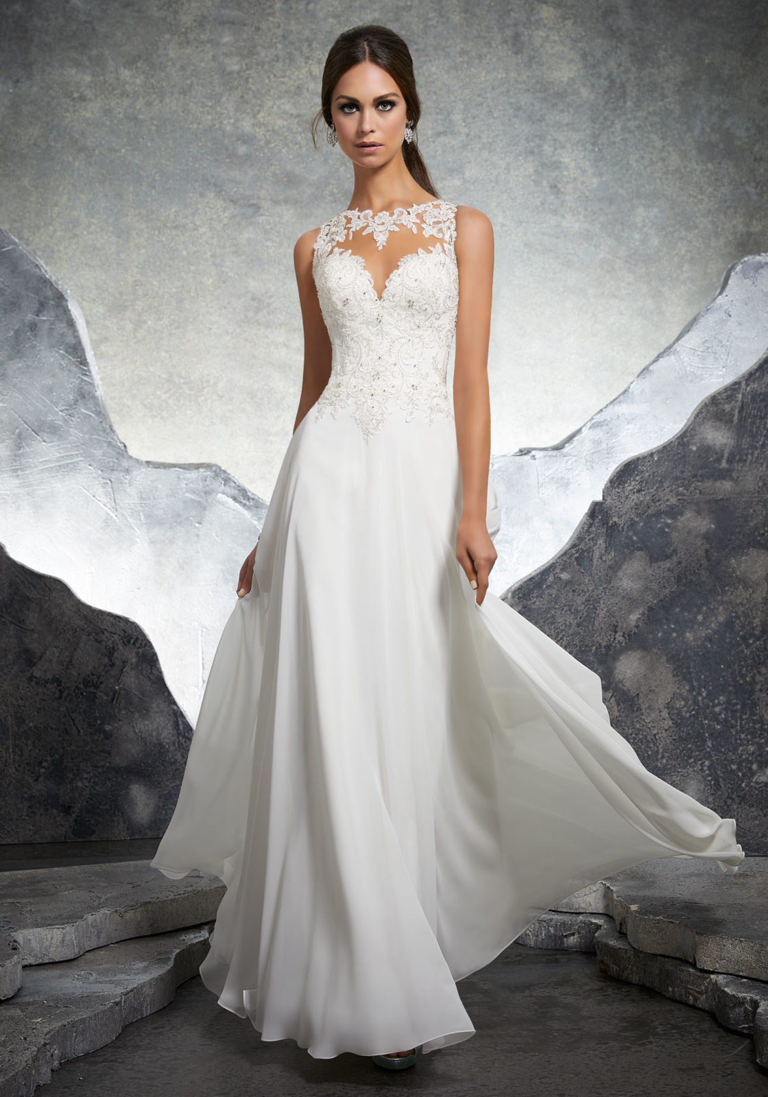 Mori Lee Wedding Dresses | Devon | Frilly Frocks