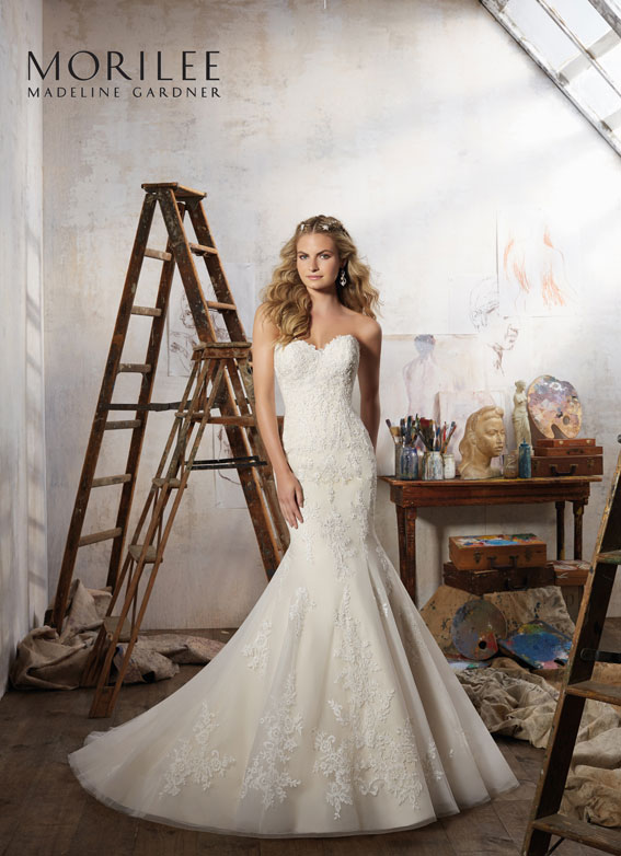 Mori Lee 8109 Magnolia Wedding Dress