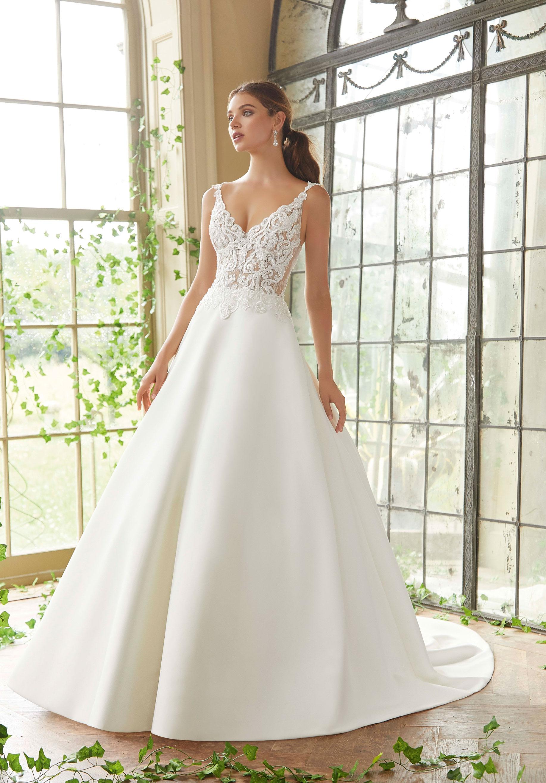 be15b4477c Milly Wedding Dress Mori Lee