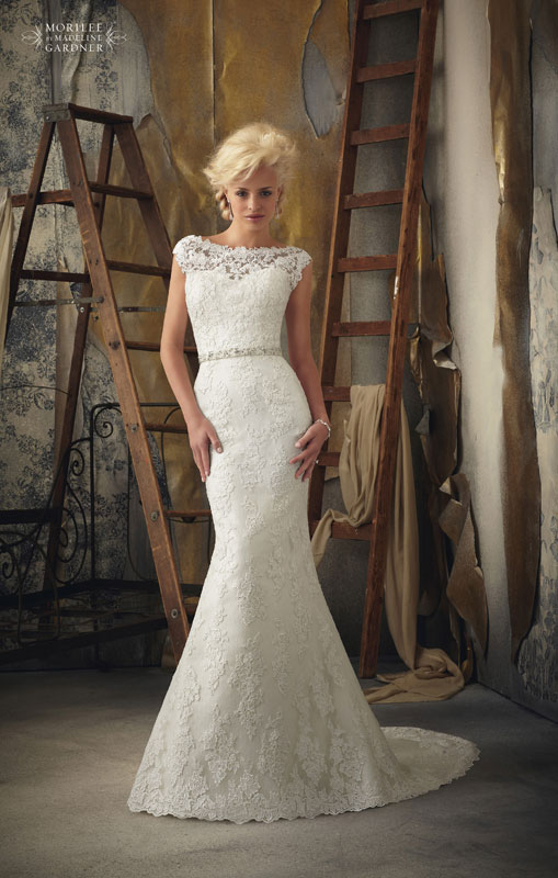 Mori Lee 1901 Wedding Gown