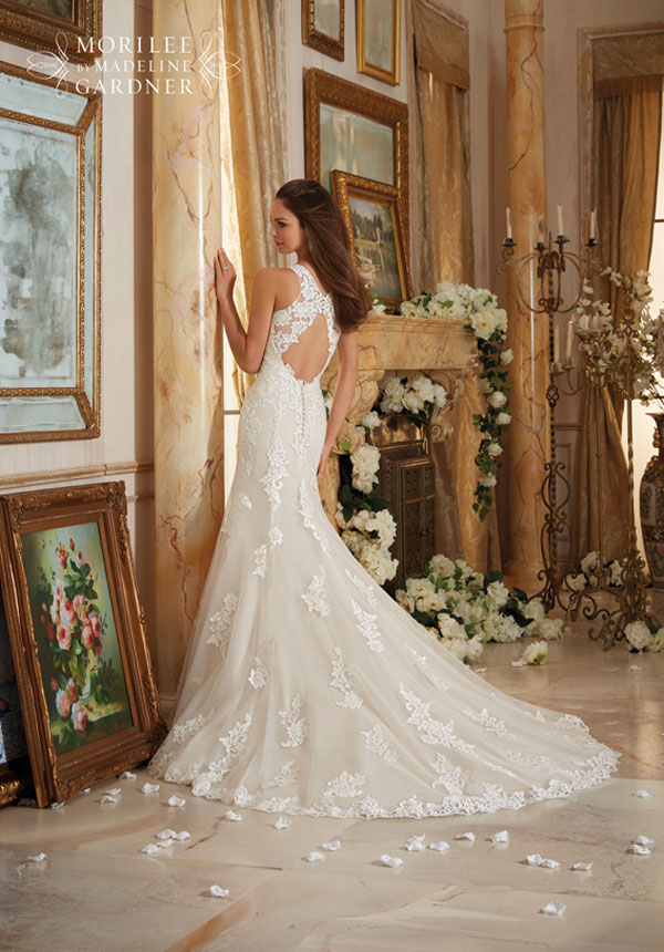 Mori Lee Wedding Dress 5469