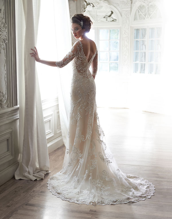 Maggie Sottero Verina Wedding Gown