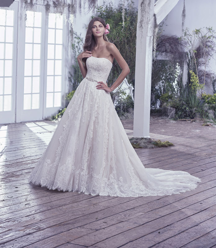 Maggie Sottero Wedding Dress Temperance