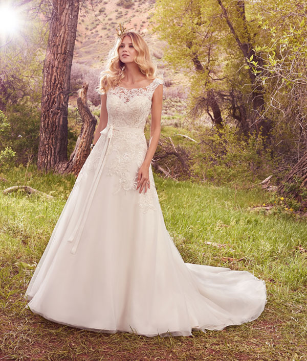 Maggie Sottero Wedding Dress Ophelia