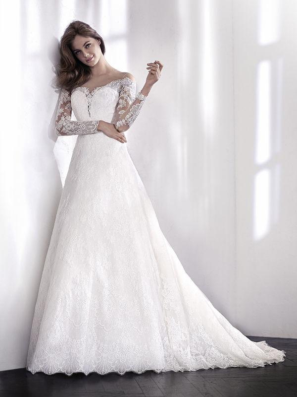 San Patrick Wedding Dresses | Frilly Frocks Devon