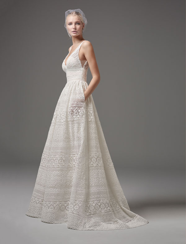 Sottero and Midgley Evan Wedding Dress