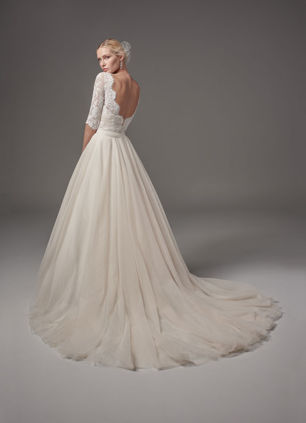 Sottero and Midgley Kensington and Kallin Wedding Dress