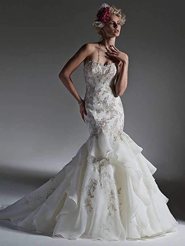 Sottero and Midgley Maky Wedding Dress