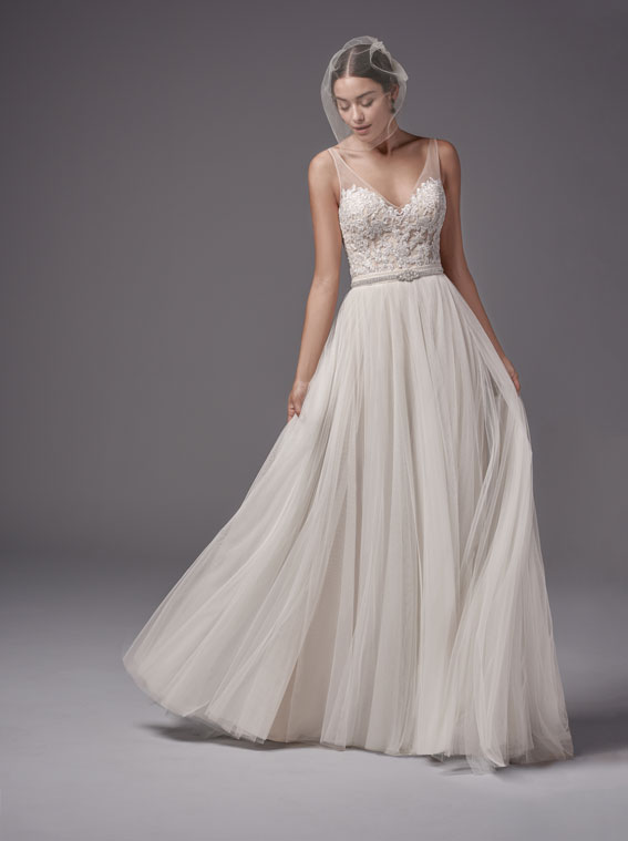 Sottero and Midgley Nakara and Ashby Wedding Dress