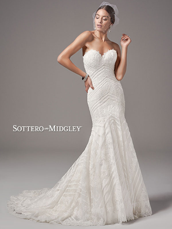 Sottero and Midgley Parisia Wedding Dress