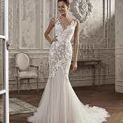 San Patrick Almena Wedding Dress