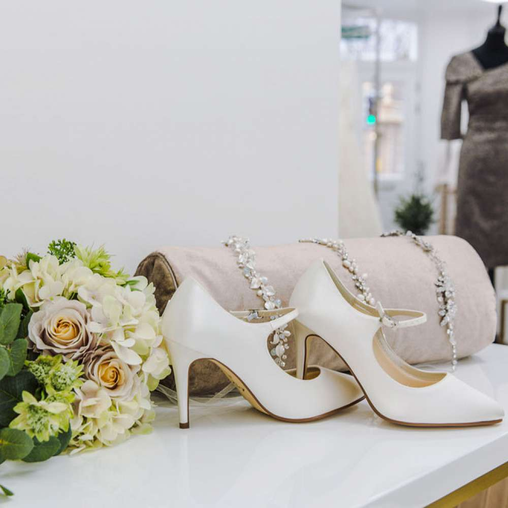 Frilly Frocks Studio shoes