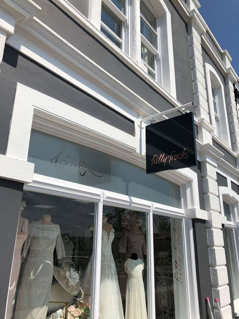 Frilly Frocks Bridal Studio Barnstaple